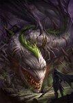 chaos_wyrm_vs_dark_knight_by_sandara-d7787ik.jpg